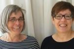 Die kommissarische Schulleiterin Elke Dietrich Rein und ihre Stellvertreterin Dorothee Seifert